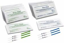 50 Ovulation Tests 10 Pregnancy Test Strips Fertility Urine Kits One Step