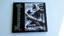 Necromantia Ancient Pride CD Digipak Made in France Brand New
