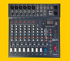 Studiomaster Club XS10-Kanal Mixer, Mischpult # DSP Effekte # MP3/USB/Bluetooth