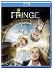 FRINGE - STAGIONE 03  4 BLU-RAY  COFANETTO  SERIE-TV