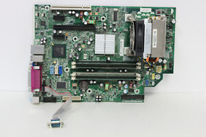 HP COMPAQ 437793-001 MOTHERBOARD DC7800P SFF WITH CPU & MEMORY W/WARRANTY