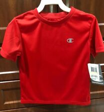 Nwt Champion Performance Boys Red Top - Size 4