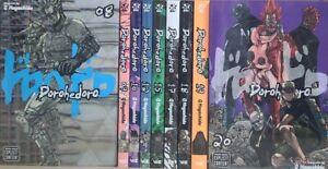 Dorohedoro manga lot english vols. 8-10,12,15,17-20 Brand new Viz Graphic Novels