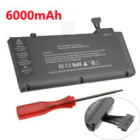"OEM 6000mAh A1322 Battery for Apple MacBook Pro 13""A1278 Mid 2009/2010/2011/2012"