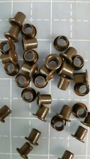 "Kydex eyelets rivets for kydex  1/4"" chocolate  brown (24 pc) #8-8 MADE IN USA"