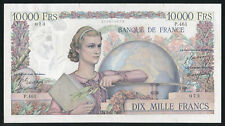 FRANCE - 10000 Francs 03.11.1949 Banknote Note - P 132b P132b (XF) - RARE!