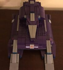 "Halo Mega Bloks Covenant custom BRUTE hover tank - ""The Brute Razor"""