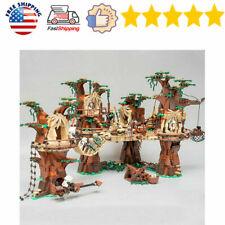Star Wars 05047 Bausteine setzen die Ewok Village Figuren Modellspielzeug DE