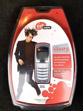 VINTAGE 2005 VIRGIN MOBILE SHORTY NOKIA 2115i  PHONE ~NEW IN BOX~