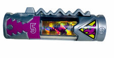 Power Rangers Bondai Dino Charge Charger #5 Pink Triceratops Collectible Toy
