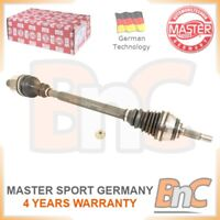 GENUINE MASTER-SPORT HEAVY DUTY FRONT RIGHT DRIVE SHAFT FOR RENAULT DACIA