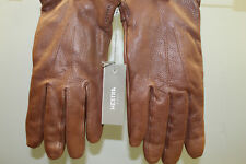 Hestra Eldner Elk Leather Men's Gloves Color:Chestnut Size:10 ( X-Large )