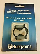 More details for husqvarna file gauge 4mm 3/8 mini for h35 h36 chainsaw chain