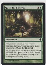 Magic The Gathering 4x QUEST FOR RENEWAL - Worldwake Green Uncommon NM Modern