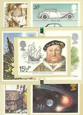 Unposted Royal Mail Collectable Postcard Collections/ Bulk Lots