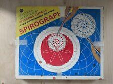 Spirograph Set Vintage piezas de alta calidad. resultados Sorprendentes!