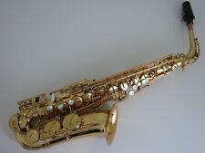 SR by Trevor James Saxophon Altsaxophon Alto Saxophone *Händler*
