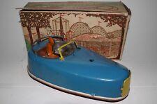 1930's Buffalo Toys Carnival Dodgem Car with Original Box