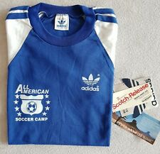 adidas vintage Blue Pride Pack original t-shirt from the 80's