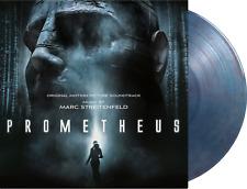 Marc Streitenfeld Prometheus Double LP Coloured Blue Vinyl New Sealed