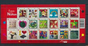 LO29599 Singapore 2005 fabric of the nation good sheet MNH