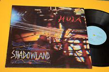 HULA LP SHADOWLAND ORIG UK NM TOP AUDIOFILI