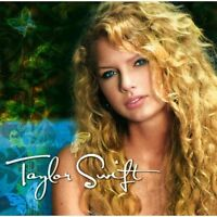 TAYLOR SWIFT ( NEW SEALED CD ) DEBUT SELF TITLED ( 2008 )