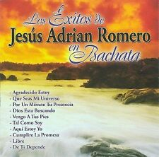 Los Exitos de Jesus Adrian Romero en Bachata by Various Artists (CD,...