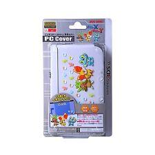 Pokemon PC cover for Nintendo 3DS LL XL X & Y Fennekin Chespin Froakie case