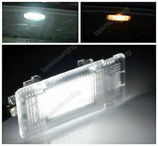 2X Canbus LED BMW 3 5 7 X Series E39 E60 Footwell Luggage Truck Door Boot Light