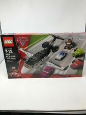 "LEGO - Cars: ""SPY JET ESCAPE"" - (Set #8638) - Brand NEW (Sealed Box)!"