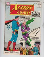 """Action 298 GVG (3.0) 3/63 """"Super Powers of Lex Luthor!"""""""