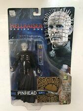 "Bnib 2003 Neca 7"" Hellraiser Series 1 Pinhead Horror Action Figure Clive Barker"
