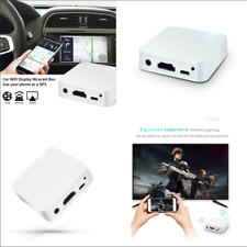 Car Mirror link Box WiFi Display For Android iOS Phone Navigation Smart Screen