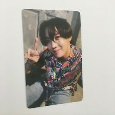 JHope Hoseok BTS OFFICIAL Army Bomb V3 Light Stick Photocard