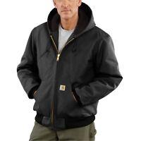 Carhartt J209 Detroit Blanket-Lined Active Jacket 2XL, Navy Reg $149