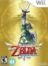 The Legend of Zelda: Skyward Sword (Nintendo Wii )