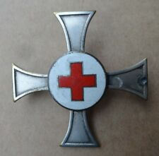 DRK Deutsches Rotes Kreuz Schwesternkreuz umgearbeitet