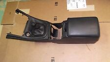 ★1995-99 TALON ECLIPSE OEM BLACK CENTER CONSOLE ARMREST MANUAL SHIFT BOOT★