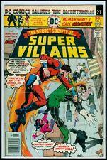 DC Comics Secret Society Of SUPER VILLIANS #2 Green Lantern Grodd FN/VFN 7.0