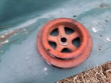 Used Ariens 901001 Rocket Tiller 1125 0112500 drive sheave cast iron 3 groove