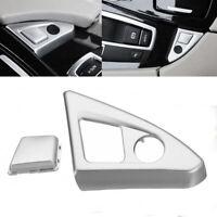 Innen Auto Knopf Schalter Abdeckung Trim Passend für BMW 5er F10 520i 525i 11-16