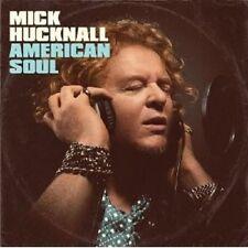 MICK HUCKNALL - AMERICAN SOUL  CD POP INTERNATIONAL NEU