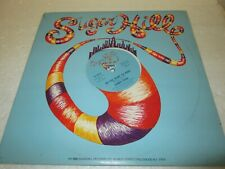 """FUNKY FOUR DO YOU WANT TO ROCK BEFORE I LET GO 12"""" Single EX- US VINYL RAP"""