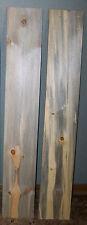 Spalted Blue Stain Ponderosa Pine Lumber Arts Crafts Intarsia Wood Beetle Kill