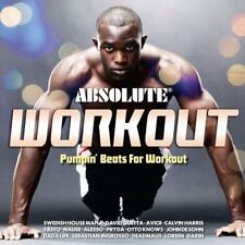 """Various Artists - """"Absolute Workout"""" - 2013 - Double CD Album"""