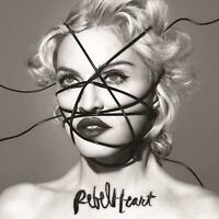 Madonna - Rebel Heart - Deluxe Edition (5 Extra Tracks) (New CD)