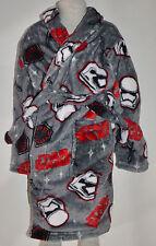 Boy Girl Frozen Olaf Spider-man Turtle winter fleece dressing gown Size 3 to 10