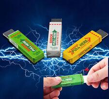 ELECTRIC Shock Gomma Da Masticare Scherzo Shock Scherzo Gadget Divertente Trucco Gag Giocattolo Regalo