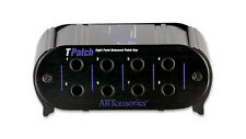 ART T Patch Desktop 8 Point Patch Bay